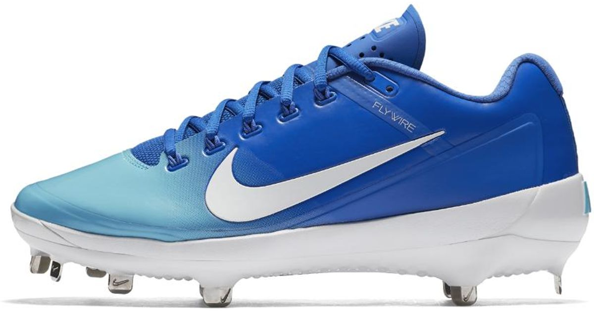 ef625b063ba6c Lyst - Nike Alpha Air Clipper  17 Men s Baseball Cleats in Blue for Men