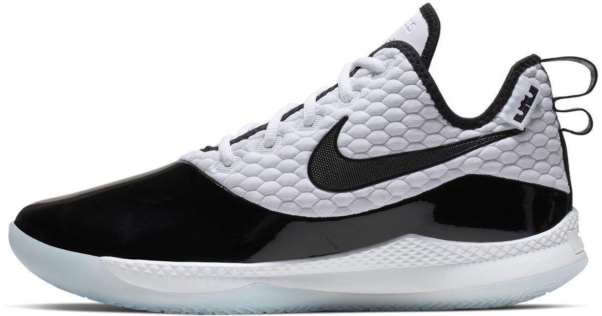 c1ccf5c7ec4d Nike Lebron Witness Iii Prm Basketball Shoe in White for Men - Lyst