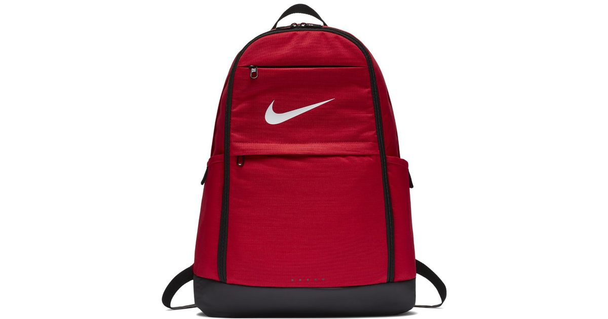 6c55afe2e0 Lyst - Nike Brasilia Training Backpack (extra Large) (red) - Clearance Sale  in Red for Men - Save 10%