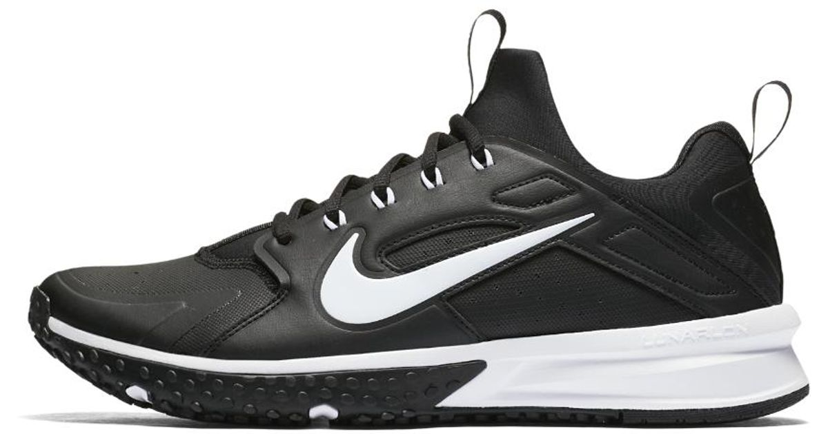 Lyst - Nike Alpha Huarache Turf Men s Baseball Shoe in Black for Men cdfd33d87