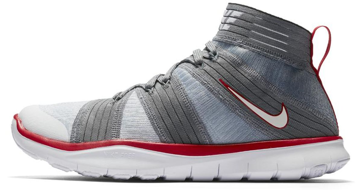 the best attitude 5ef7a 0afe4 Lyst - Nike Free Train Virtue Hustle Hart Day Men s Training Shoe in White  for Men