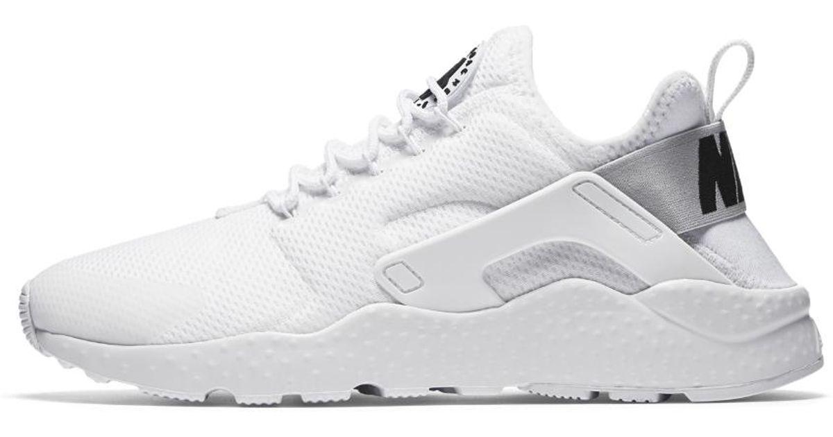 finest selection b4345 37c43 Lyst - Nike Air Huarache Ultra Women's Shoe in White