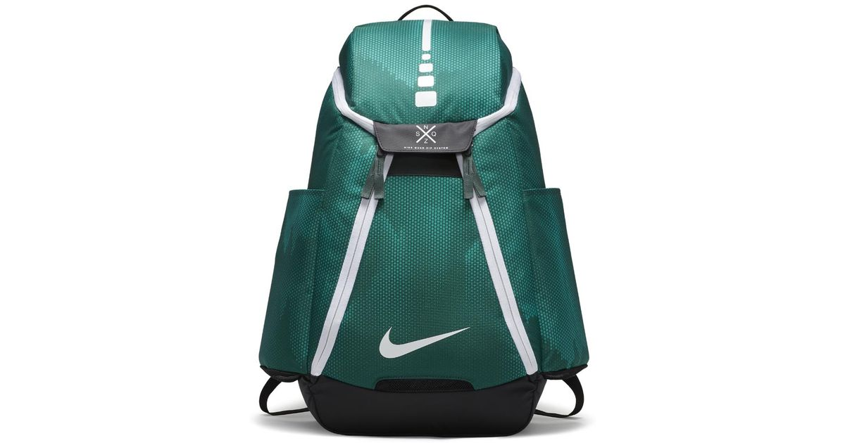 a540f5d27b9c Lyst - Nike Hoops Elite Max Air Team 2.0 Graphic Basketball Backpack  (green) in Green for Men
