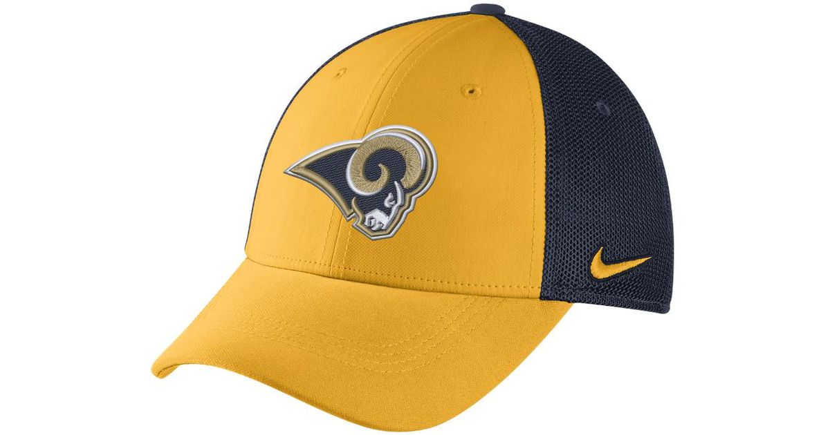 56c50a875 Lyst - Nike Energy Xc Swoosh Flex (nfl Rams) Fitted Hat for Men