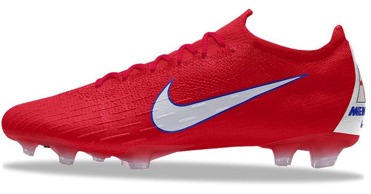 387be77363 Nike Mercurial Vapor 360 Elite Fg Id Firm-ground Soccer Cleats in Red for  Men - Lyst