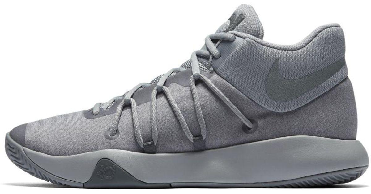968ffb6615a Lyst - Nike Kd Trey 5 V Men s Basketball Shoe in Gray for Men