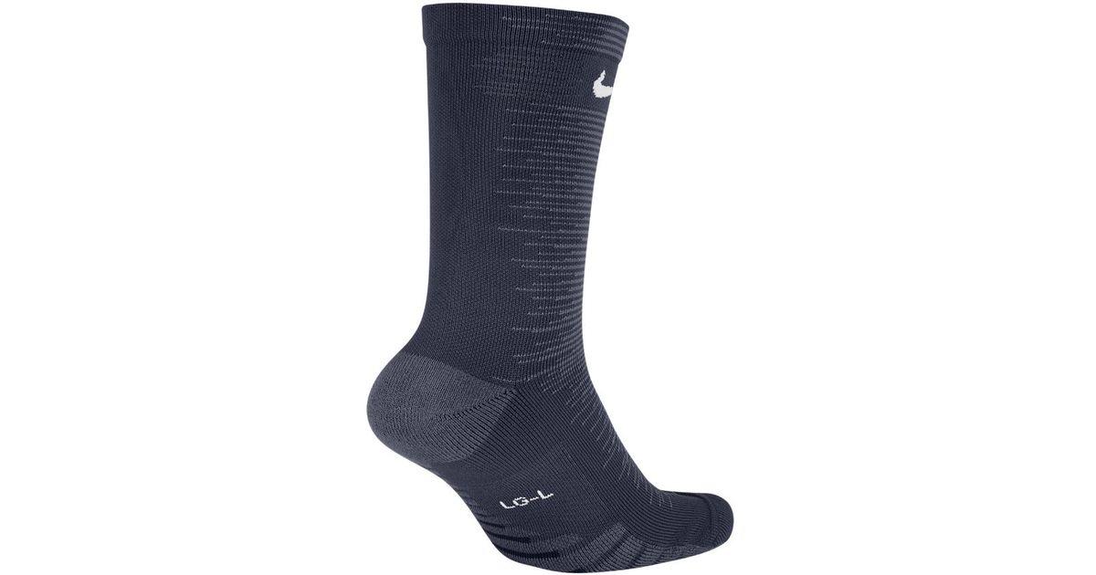 ab7cb19be78b Lyst - Nike Squad Crew Soccer Socks in Blue for Men