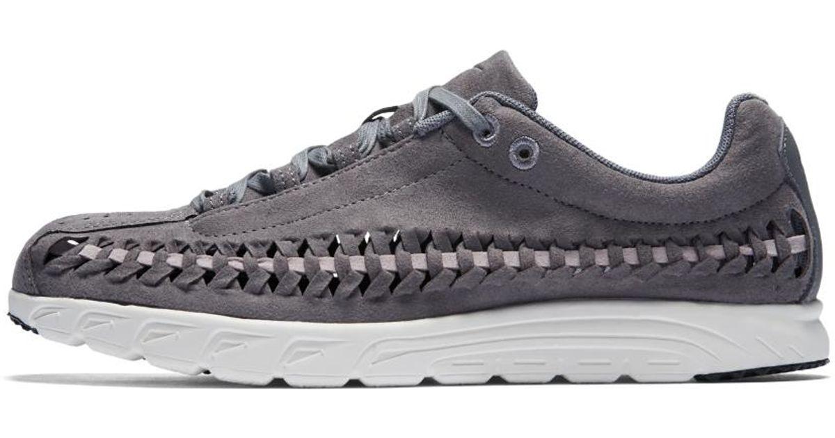 best service e4814 cf9dc Nike Mayfly Woven Women s Shoe - Lyst