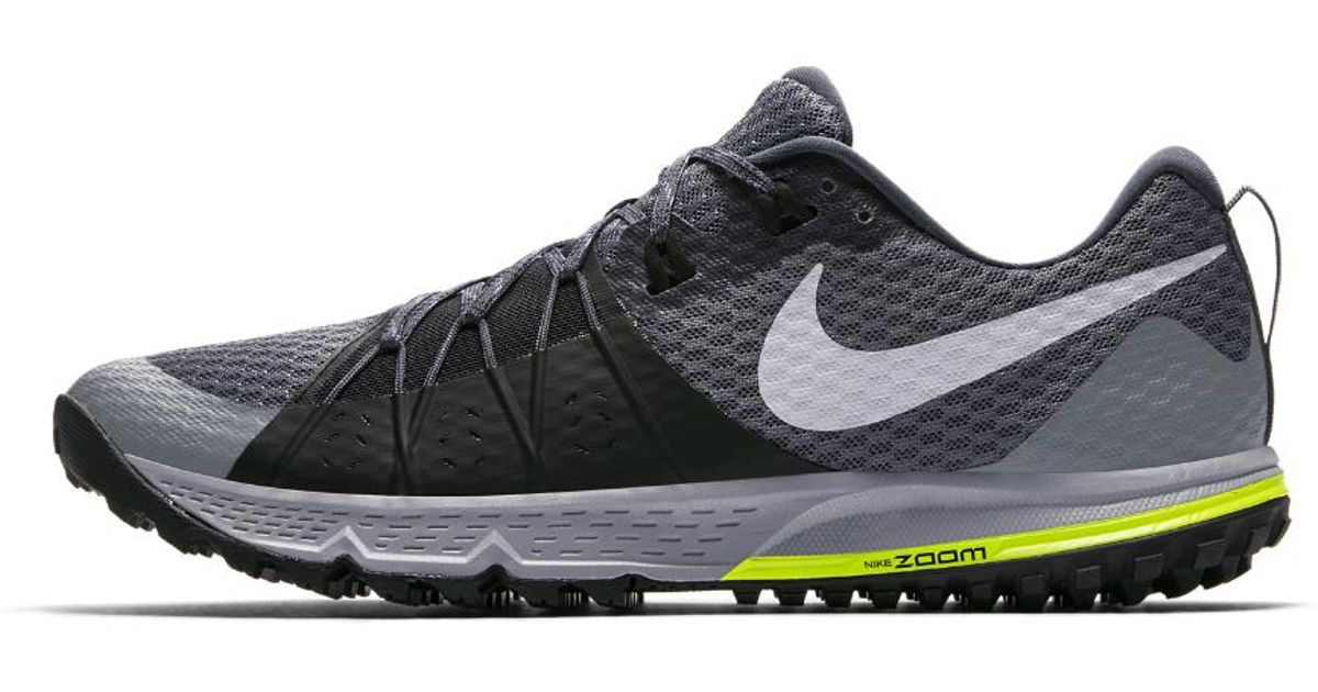 809a4afcad18e Lyst - Nike Air Zoom Wildhorse 4 Men s Running Shoe in Gray for Men - Save  41%