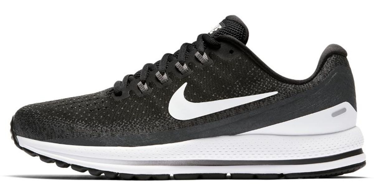 161dcb3b224 Lyst - Nike Air Zoom Vomero 13 Running Shoe in Black for Men - Save 31%