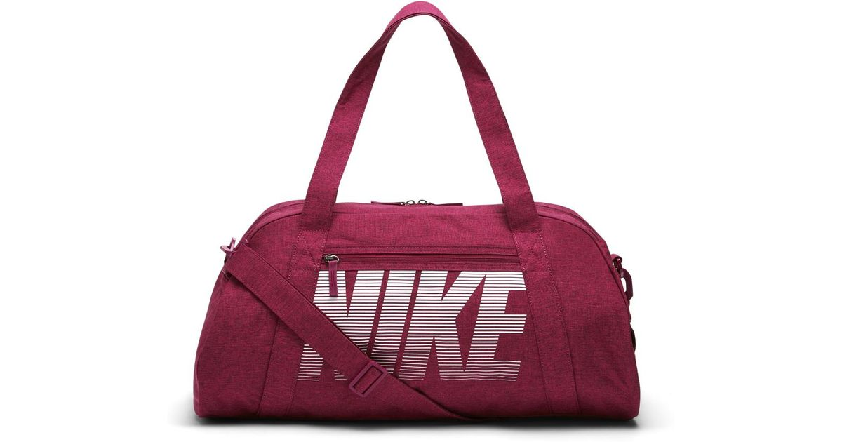 d897637d4f41 Lyst - Nike Gym Club Training Duffel Bag (pink) - Clearance Sale in Pink  for Men