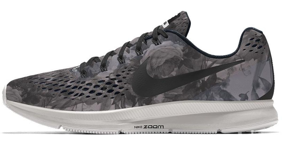 e82b0fc107c ... clearance lyst nike air zoom pegasus 34 gpx id mens running shoe in  black for men
