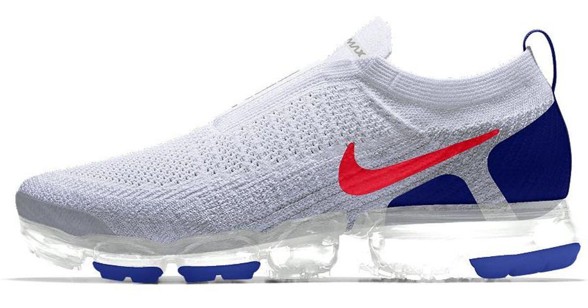 Nike Running Shoe Blue Flyknit 2 Men's In Air Vapormax Id For Moc HHqB1wr