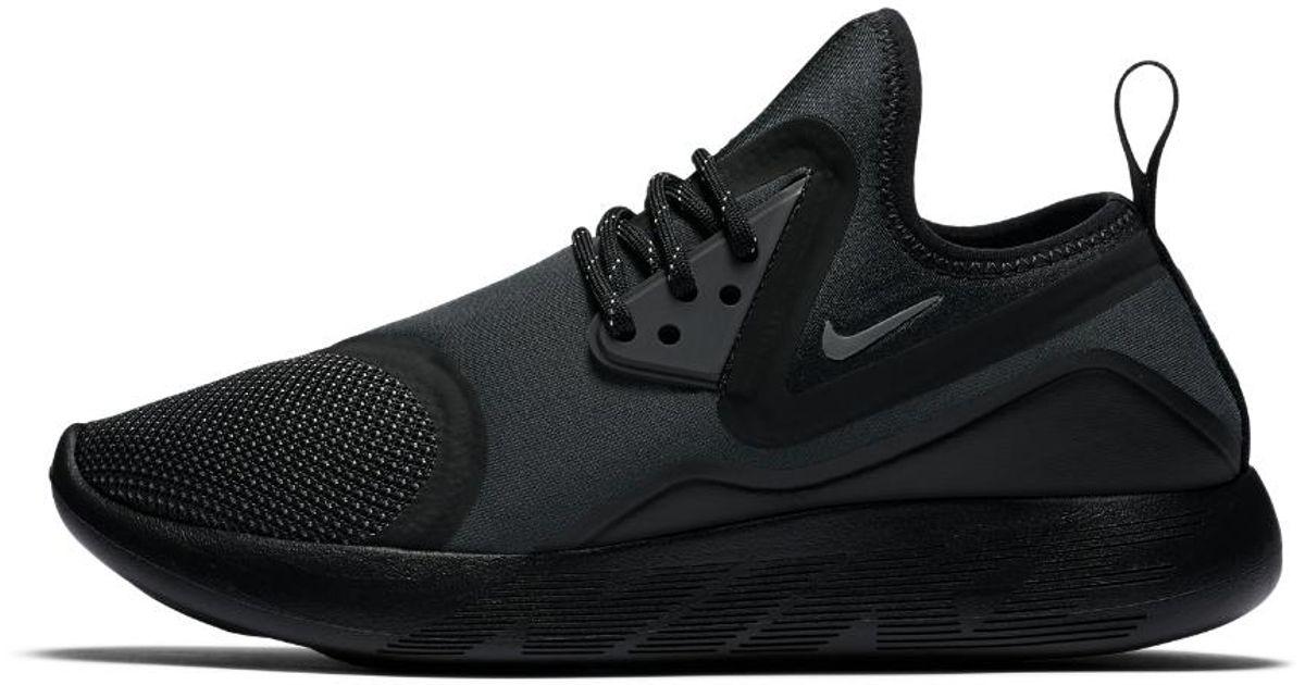 best website 0fdb8 7ee12 Lyst - Nike Lunarcharge Essential Women s Shoe in Black