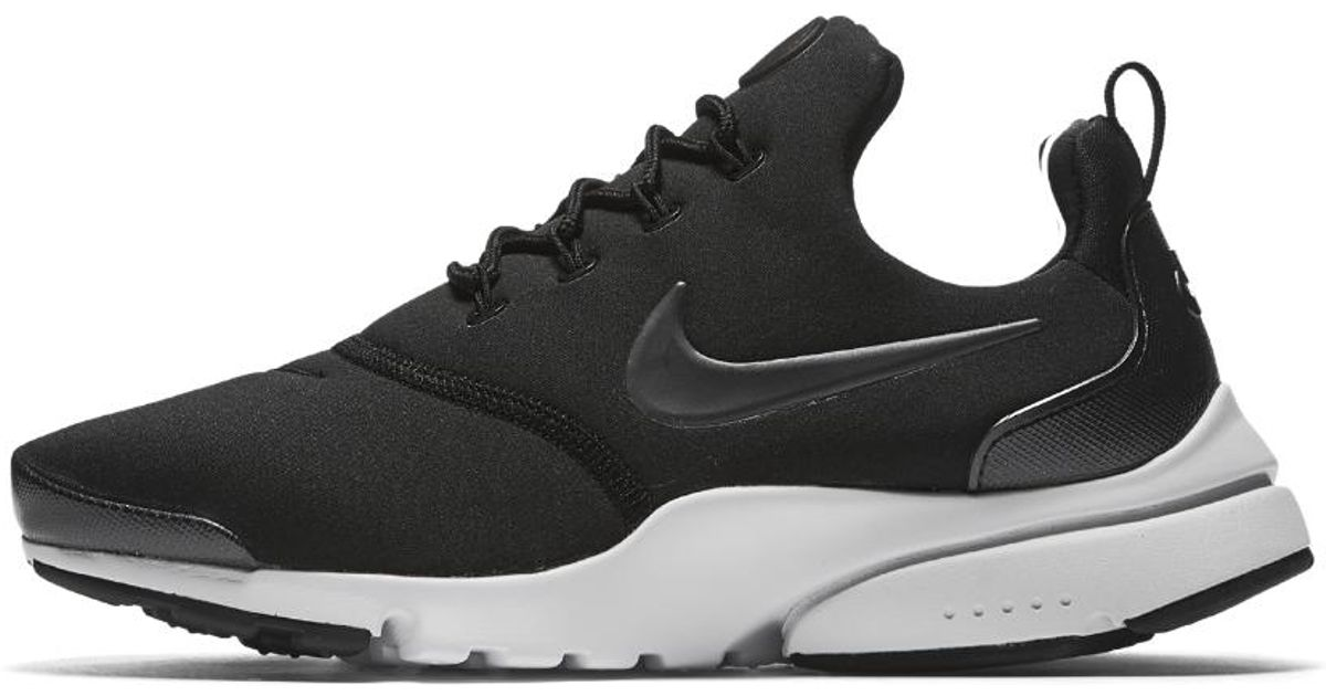 promo code 4abbd 14345 Nike - Black Presto Fly Se Women's Shoe for Men - Lyst