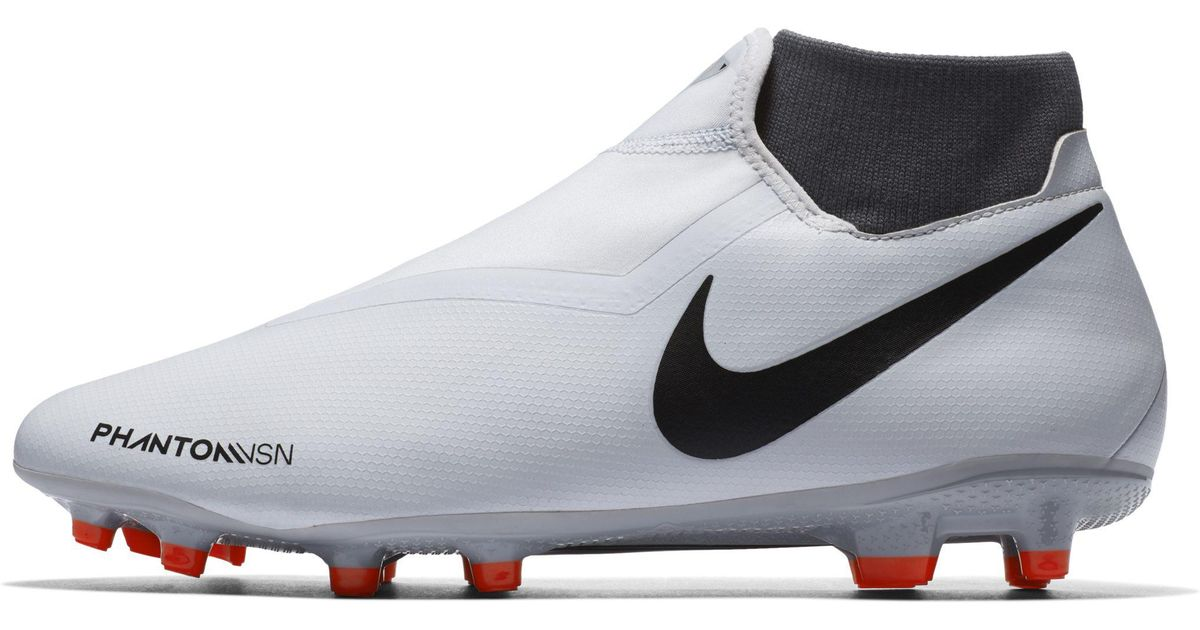 149e4a1a9 Nike Phantom Vision Academy Dynamic Fit Mg Multi-ground Football Boot in  Metallic - Lyst