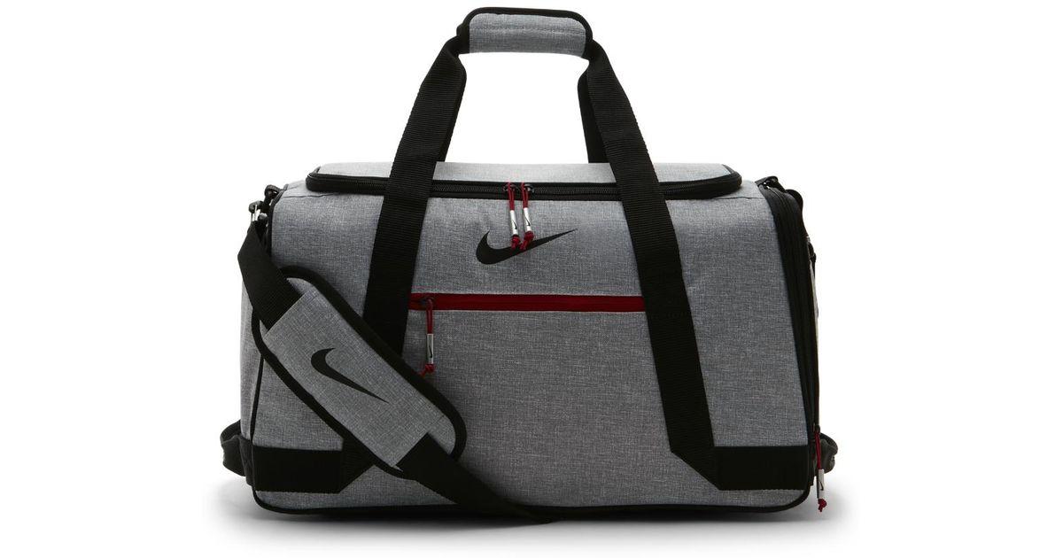 Lyst - Nike Sport Iii Duffel Bag (silver) in Black for Men df67de9c6229c