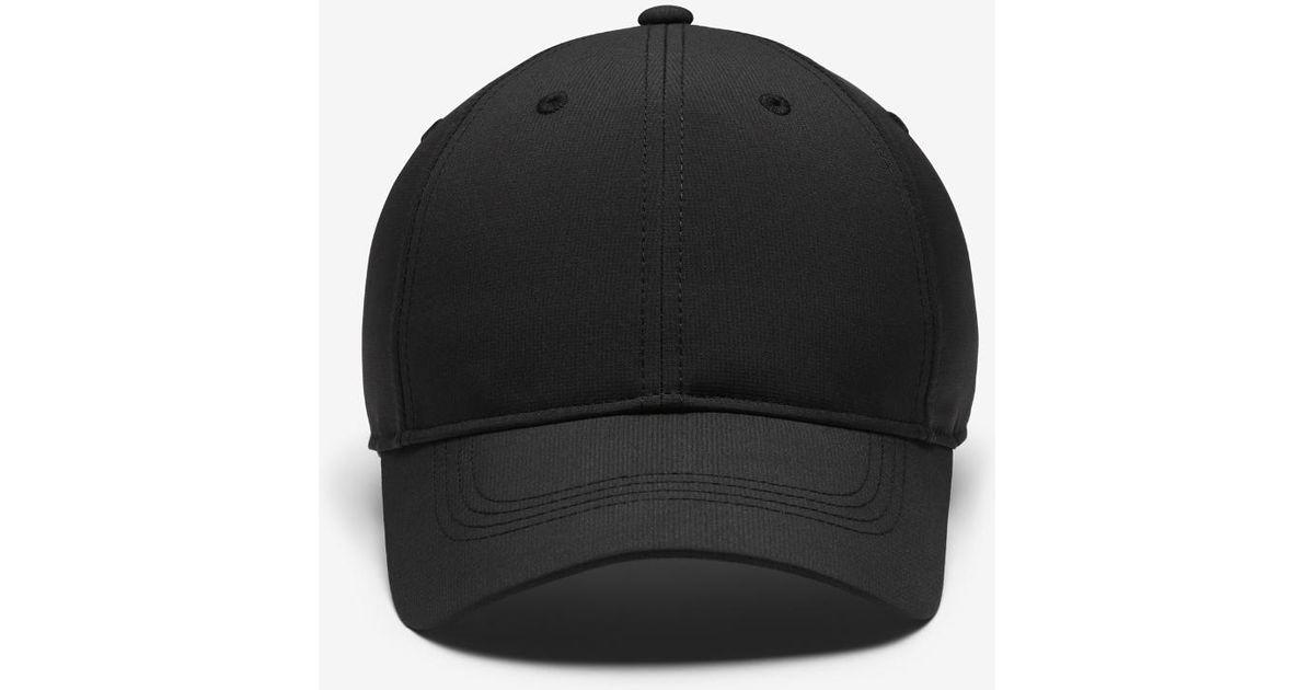 a16b7a7f559 Lyst - Nike Legacy 91 Custom Tech Men s Golf Hat (black) - Clearance Sale in  Black for Men