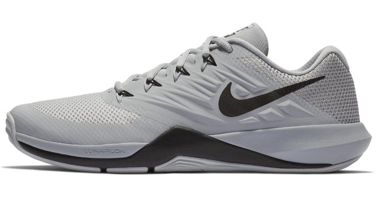 wholesale dealer 2c6a8 b4866 Lyst - Nike Lunar Prime Iron Ii Men s Training Shoe in Gray for Men