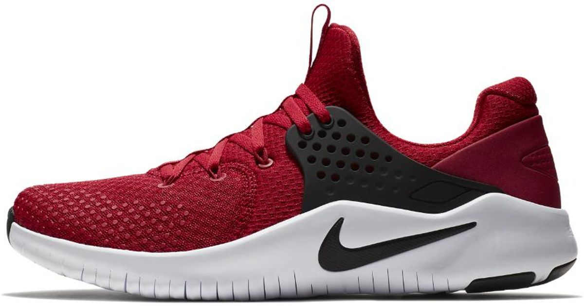 0c29507be1287 Lyst - Nike Free Tr8 (team) Men s Training Shoe in Red for Men