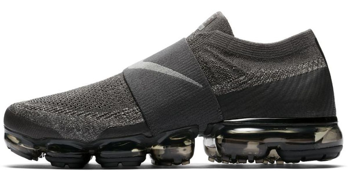 9b9bed1ab2 Lyst - Nike Air Vapormax Flyknit Moc Men's Running Shoe in Black for Men