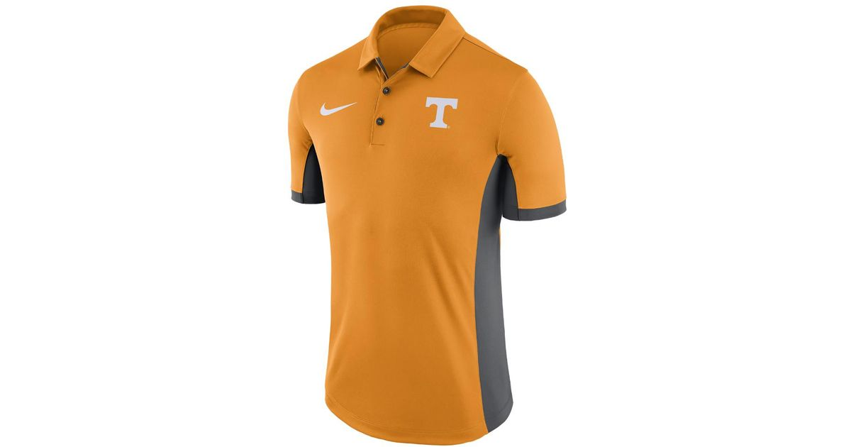 7bd890dabd79 Lyst - Nike College Dri-fit Classic (tennessee) Men s Polo Shirt in Orange  for Men