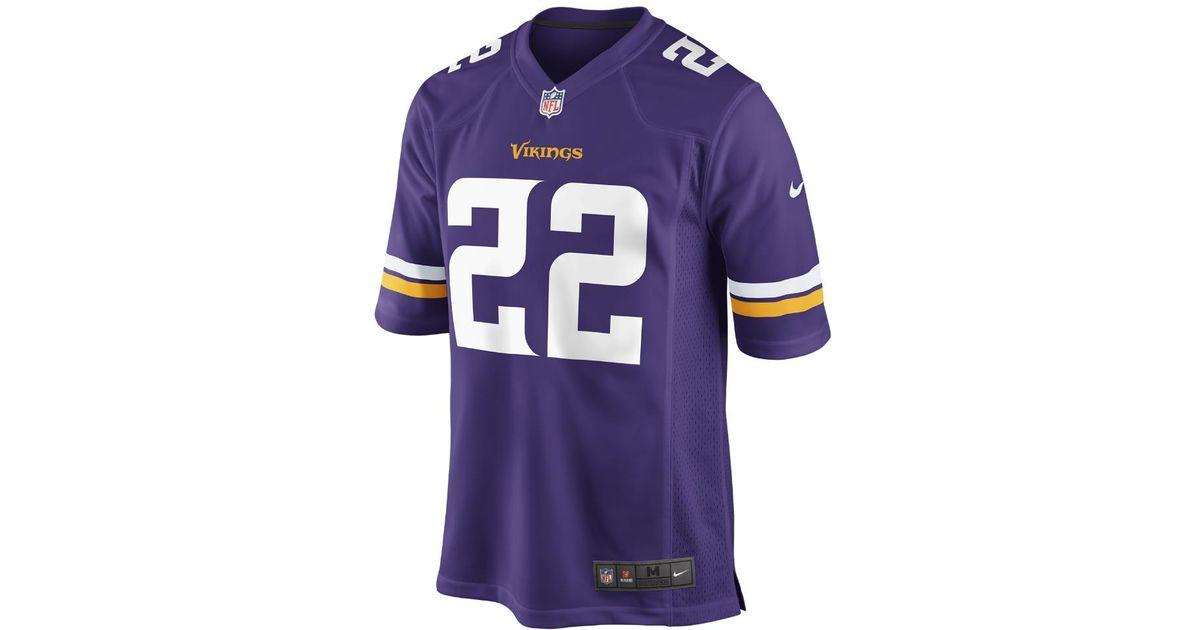 ee5d453b5fc Lyst - Nike Nfl Minnesota Vikings Limited (harrison Smith) Men's Football  Jersey in Purple for Men - Save 51%