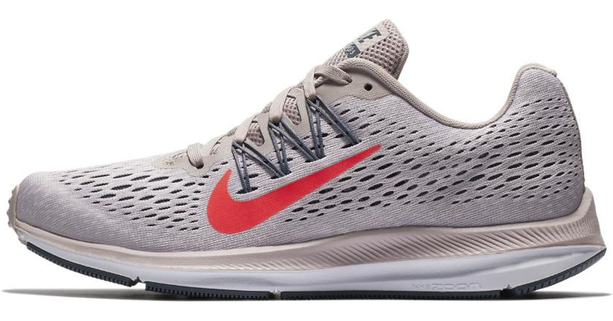cf33bccd256b8 Lyst - Nike Air Zoom Winflo 5 Women s Running Shoe in Pink for Men