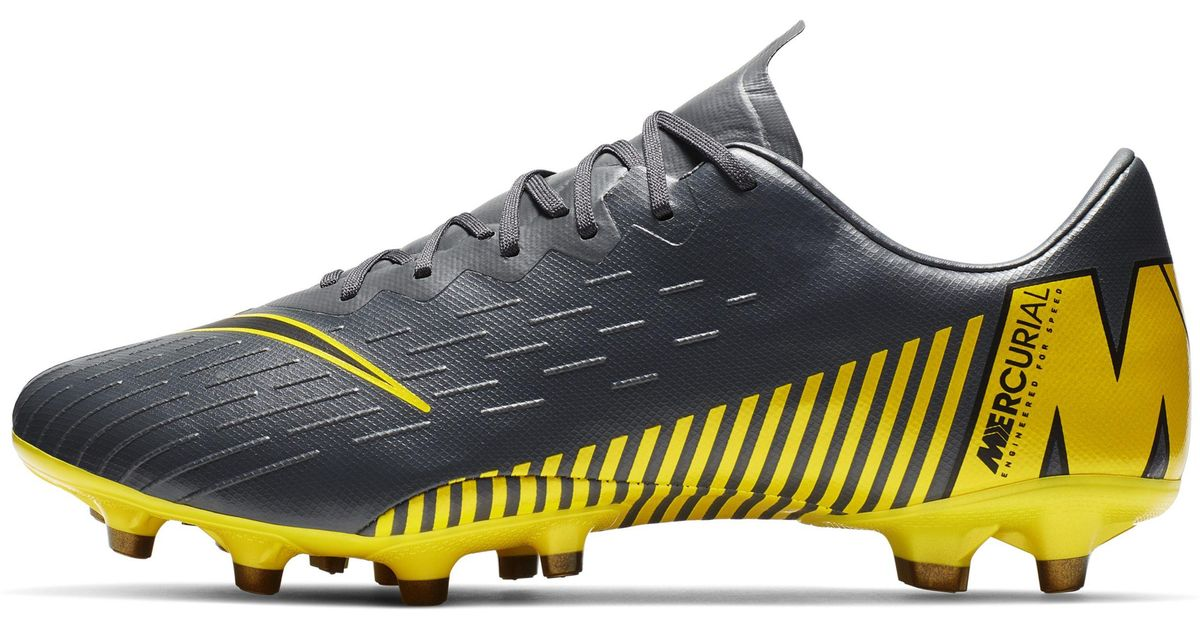 75c115f6fd2 Nike Mercurial Superfly Vi Pro Ag-pro Artificial-grass Football Boot in Gray  for Men - Save 19% - Lyst