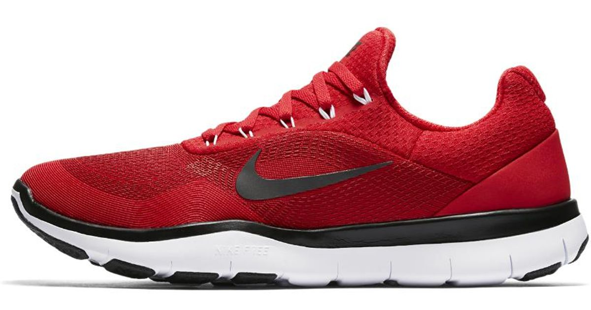 e58c8213c2fd4 Men Free Lyst V7 Men s Trainer Training 40 Red Save 4040404040404 Shoe Nike  In For 5rwqrCxv
