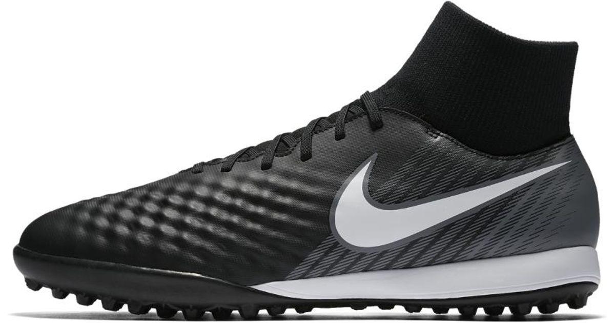 a066e707af4ff Lyst - Nike Magistax Onda Ii Dynamic Fit Artificial-turf Soccer Shoe in  Black for Men