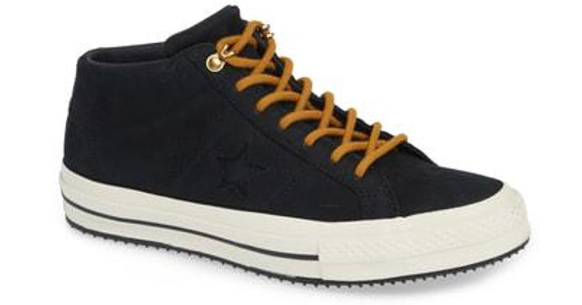 Lyst - Converse One Star Mid Counter Climate Scout Sneaker in Blue for Men b262c34e9