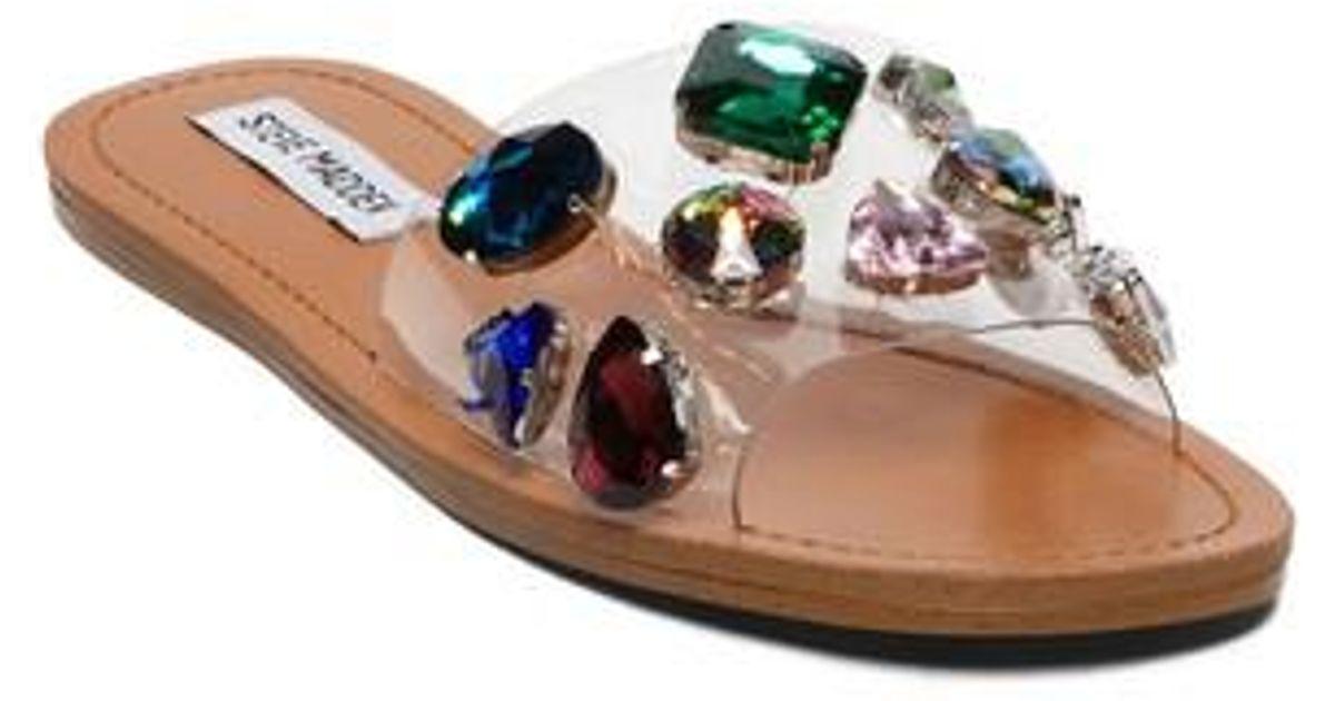Steve Madden Women's Rosalyn Slide Sandals b6cseGUvcH