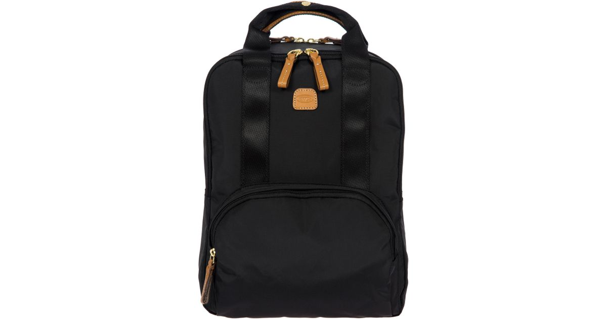 Lyst - Bric s Men s Urban Foldable Backpack - Navy in Black for Men 296a08907a436