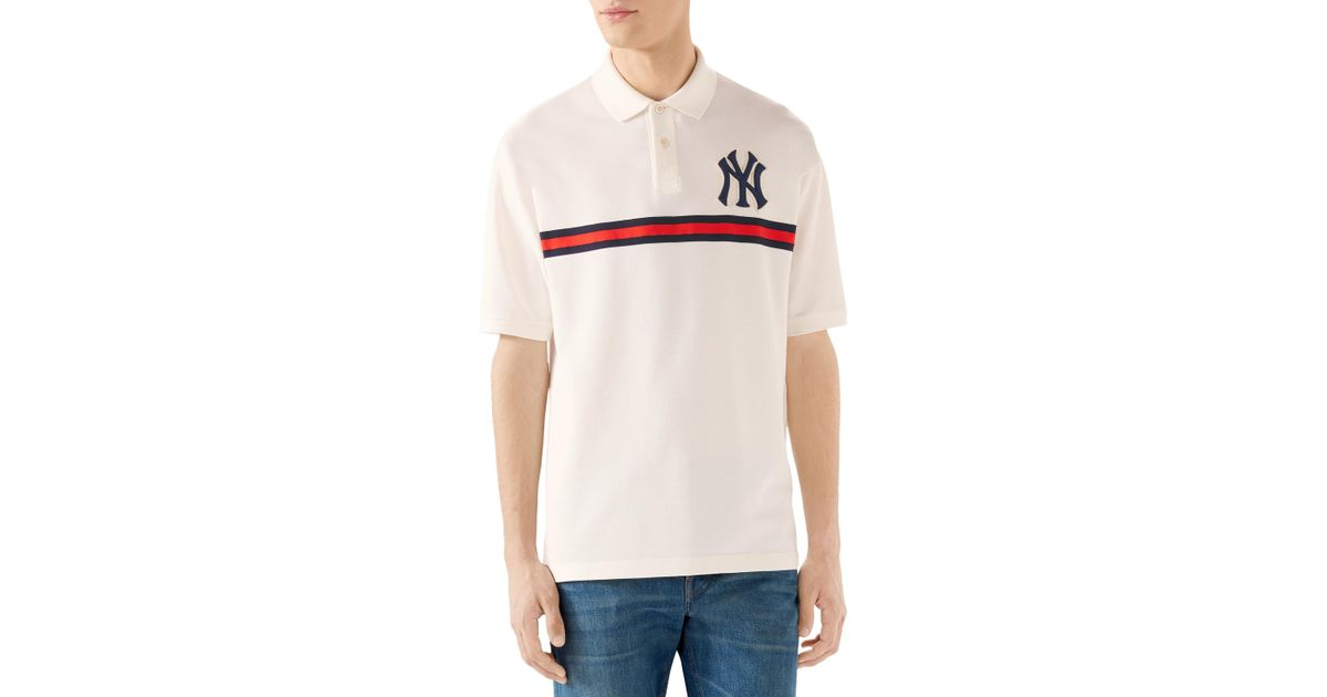50ae3288a9ad50 Lyst - Gucci Polo for Men