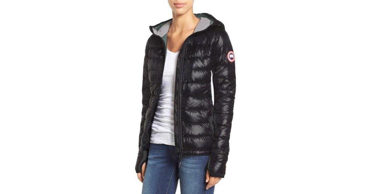 62c6b774d137 Lyst - Canada Goose  hybridge Lite  Slim Fit Hooded Packable Down Jacket