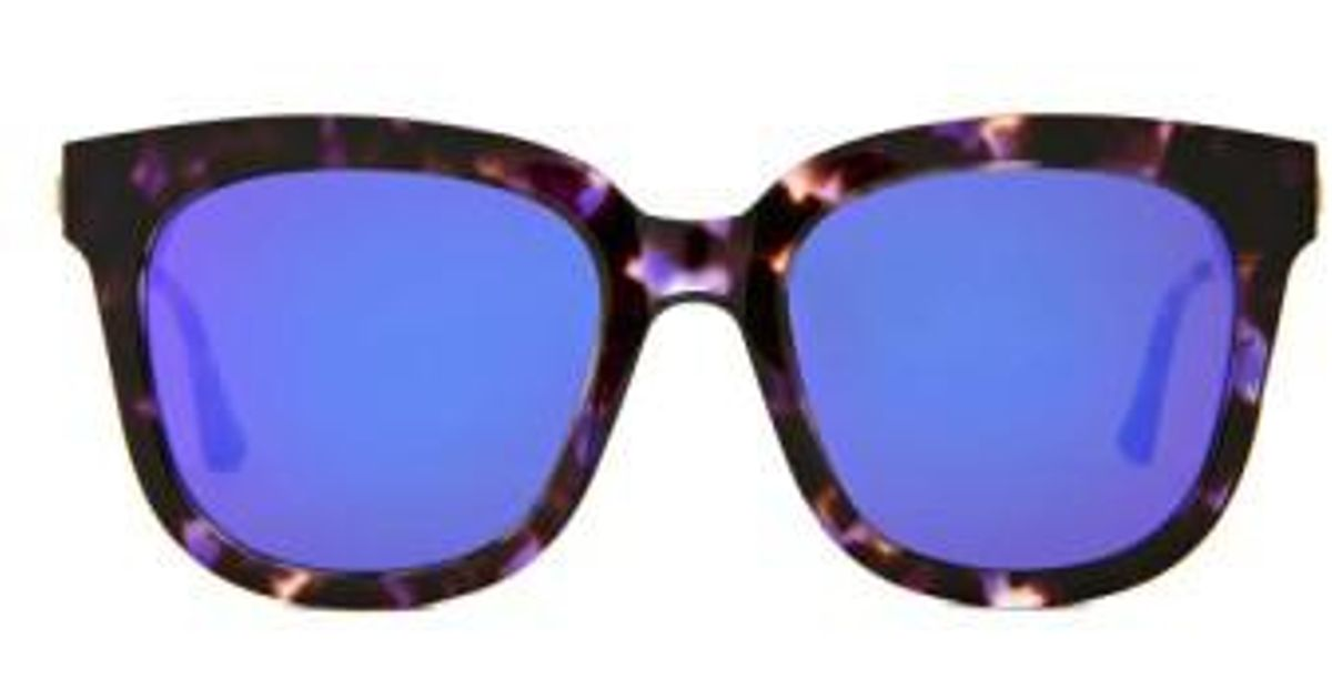 c95510da6aee Lyst - Gentle Monster Absente 54mm Sunglasses - Purple purple in Purple