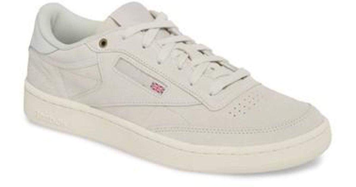 70dcb5044a2e06 Lyst - Reebok Club C 85 Mcc Sneaker in White for Men
