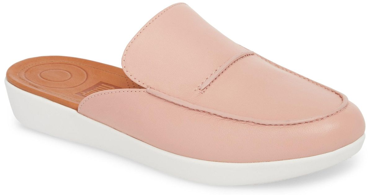 57aa530bf9d2 Lyst - Fitflop Serene Mule