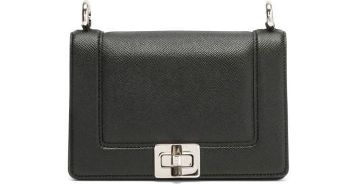 Lyst Crossbody Bag Leather Serapian Roberta Evolution Mini Stefano q0g7rYwq