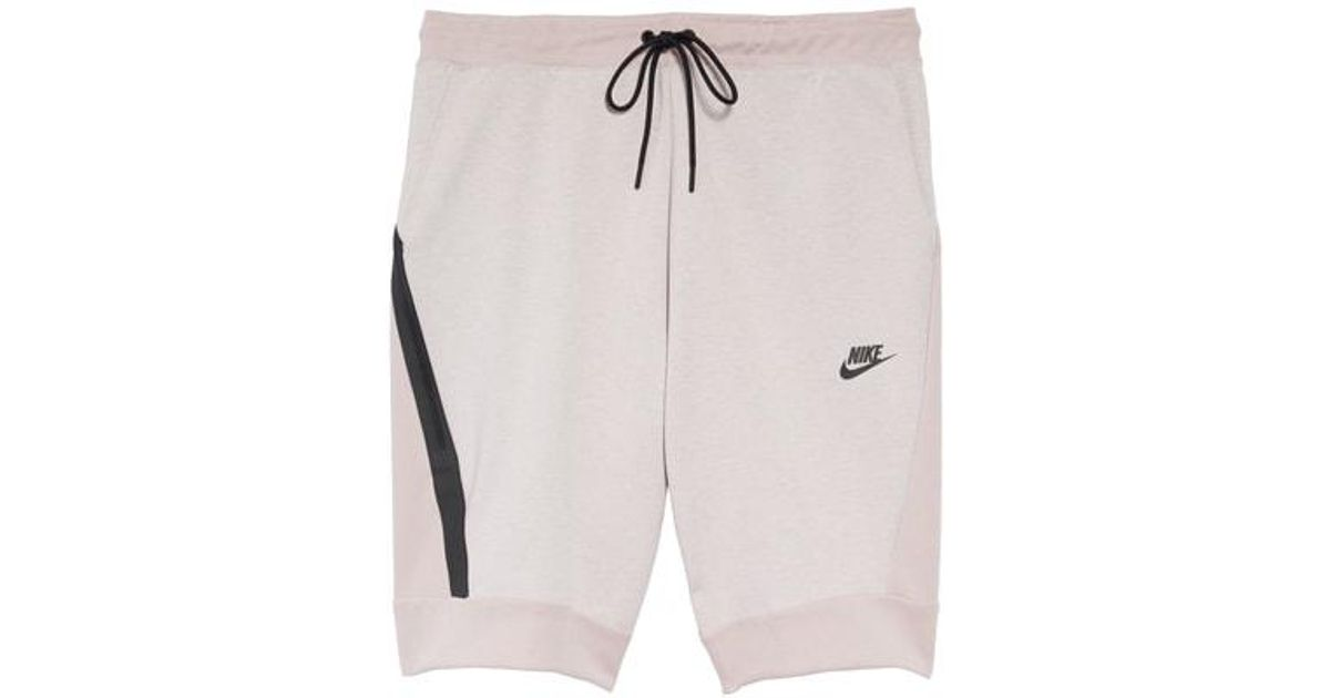 cheap for discount e8a03 8ec28 Lyst - Nike Nsw Tech Fleece Shorts for Men