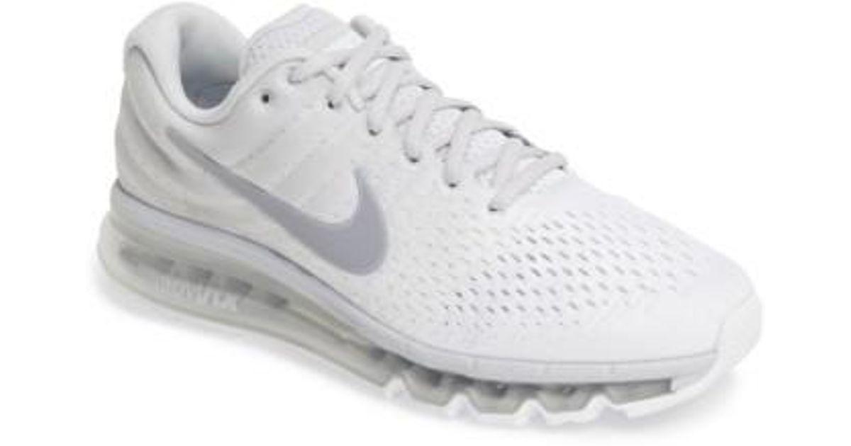 Zapatillas De Running Gris Nike Air Max 2017 Lyst En Gris Running Para Hombres cc5bd6