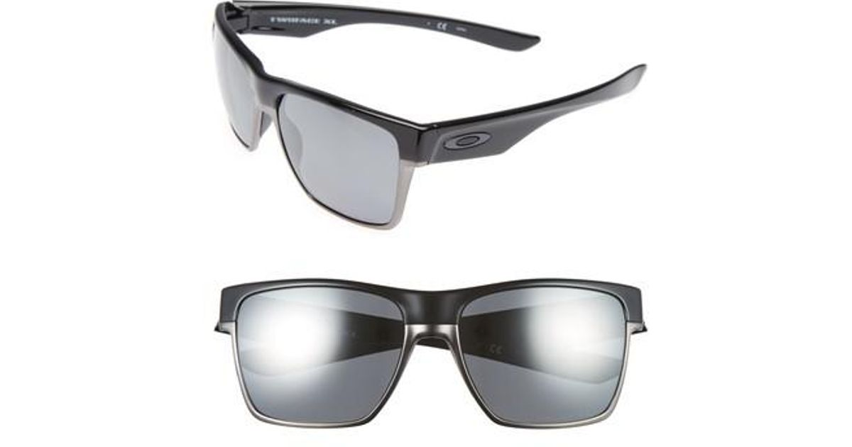 d2f7dac172 Lyst - Oakley Twoface Xl 59mm Polarized Sunglasses - in Gray for Men