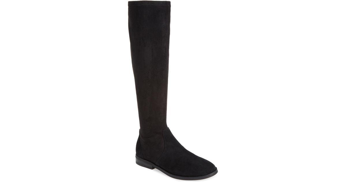 634e3f80ec1 Lyst - Gentle Souls Emma Stretch Tall Boots in Black