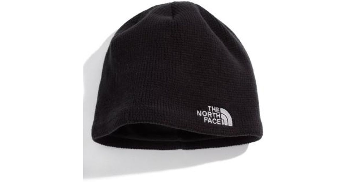 72cc6e9c1c3ea Lyst - The North Face  bones  Microfleece Beanie - in Black for Men