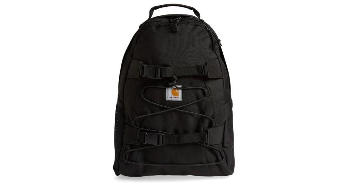 Lyst - Carhartt WIP Carhartt Kickflip Backpack in Black for Men