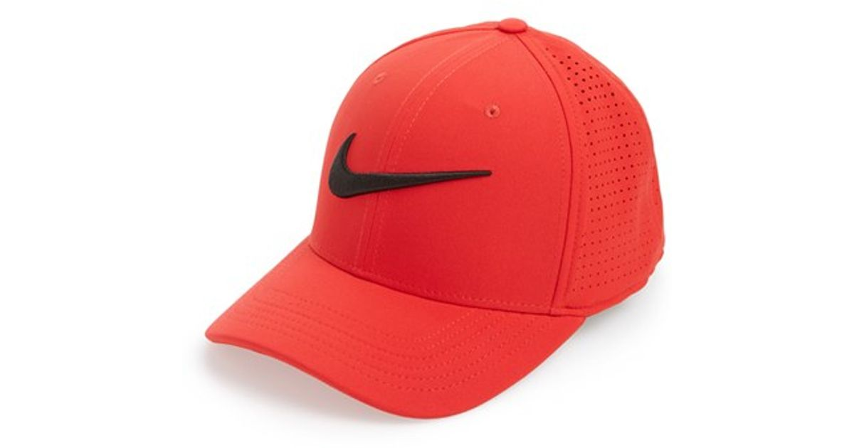 df5a40d01af Lyst - Nike  train Vapor Classic  Cap in Red for Men