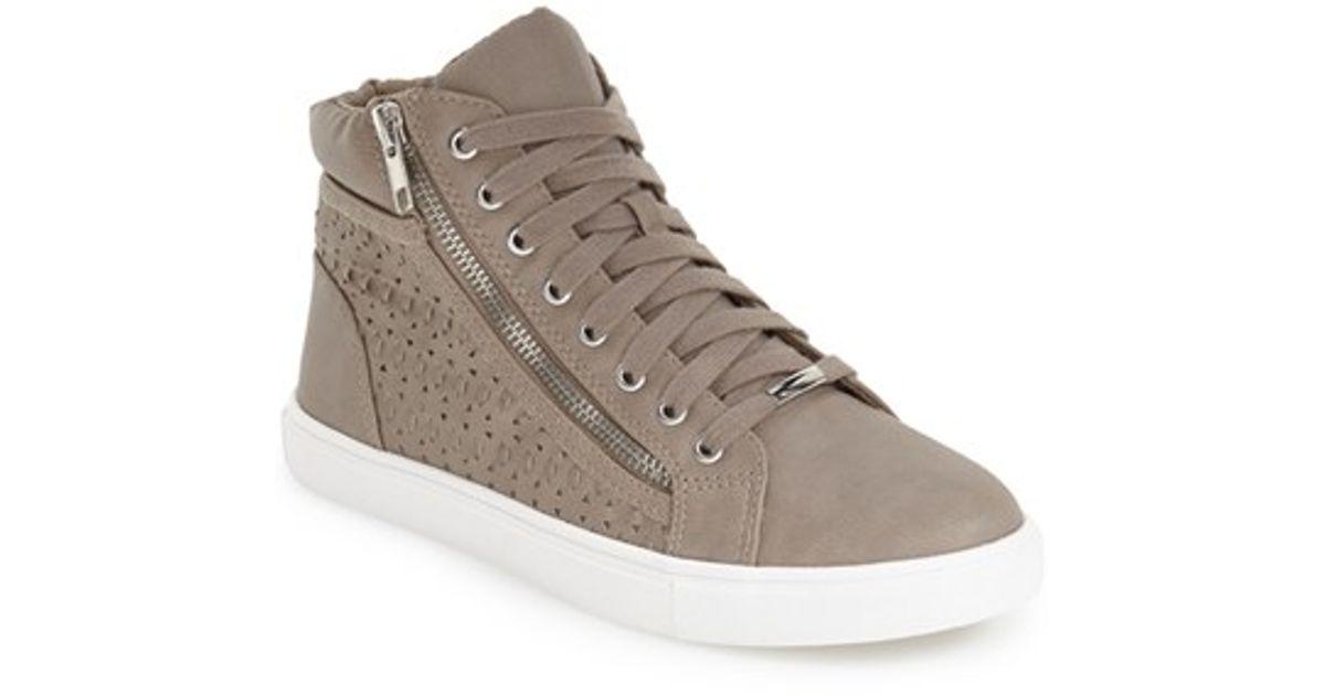 670bd0d0cd3 Lyst - Steve Madden  Eiris  Sneaker in Gray