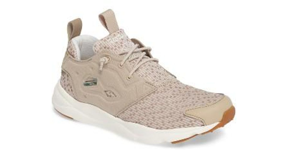 1e11ffd2e3d Lyst - Reebok Furylite Off Tg Sneaker