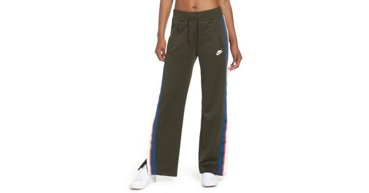 056514e712c2a Lyst - Nike Drawstring Track Pants in Green